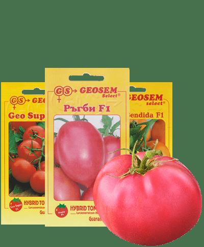 Хибридни домати
